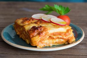 cinc food parlour meat lasagna