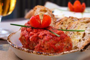 cinc food parlour meatball