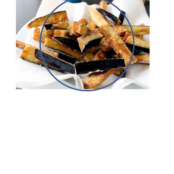 Veggie Chips & Honey
