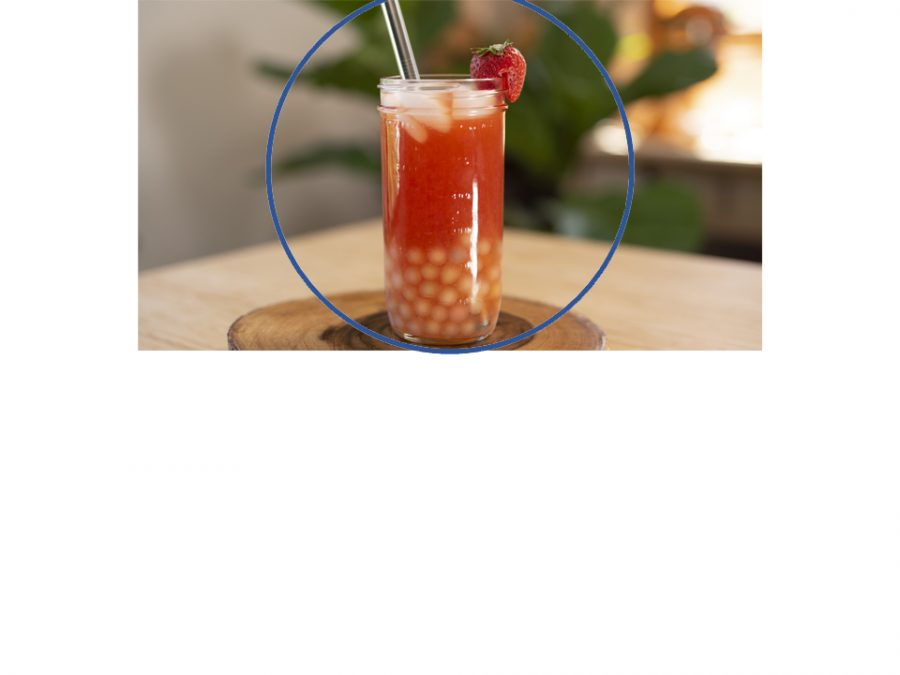 Bubble Tea – Fraise