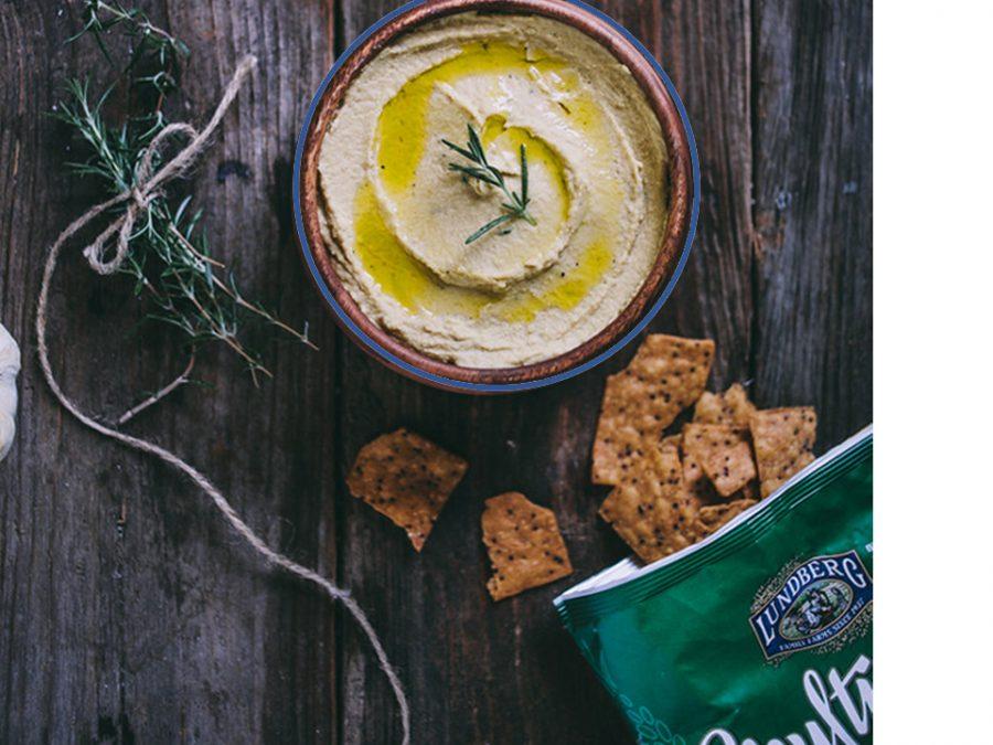Hummus & Rosemary